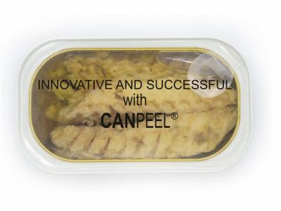 Embalaje CANPEEL® de Okleiner