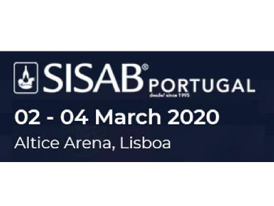SISAB Portugal - 2020.gada 2-4.marts