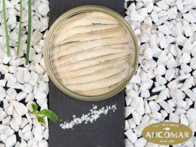 Анчоусы с прозрачной крышкой от Ancomar