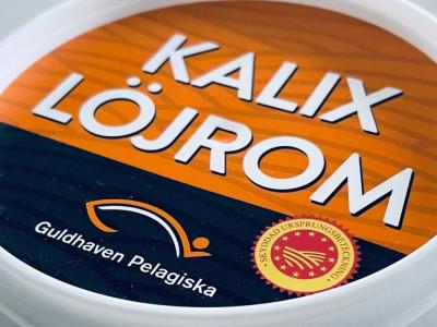IML en un recipiente de pared fina de 565 ml. Cliente de Suecia