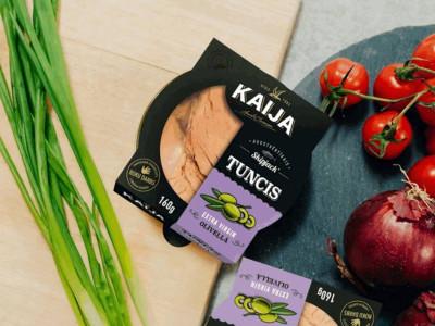 Karavela/Kaija jaunais produkts ar Canpeel® vāku