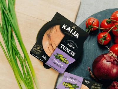 Karavela / KAIJA новый продукт с крышкой Canpeel®