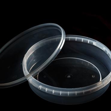 Polipropilēna trauks - 1400 ml, Ø 219 mm
