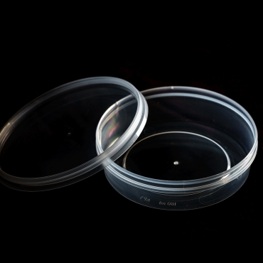 Polipropilēna trauks - 160 ml, Ø 115 mm