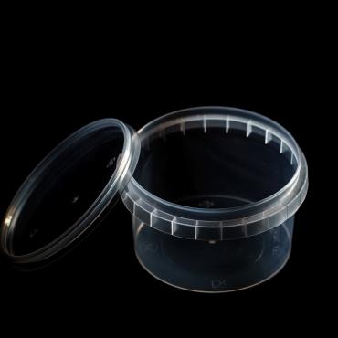 Polipropilēna trauks - 240 ml, Ø 95 mm