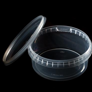 Polipropilēna trauks - 500 ml, Ø 131 mm