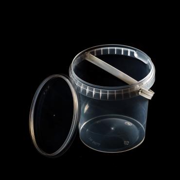 Polipropilēna trauks - 770 ml, Ø 115 mm